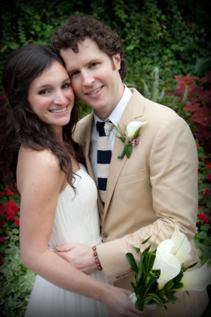 The Gem Theatre Detroit wedding photograph