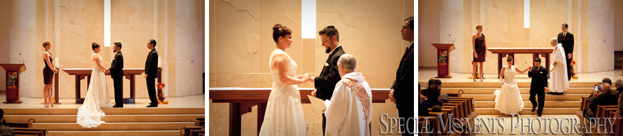 St. Thomas More wedding photograph Henderson NV