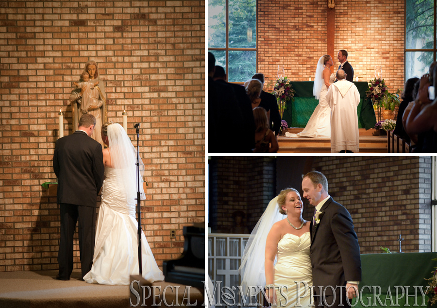 St Mary S Cultural Center Livonia Wedding St Robert
