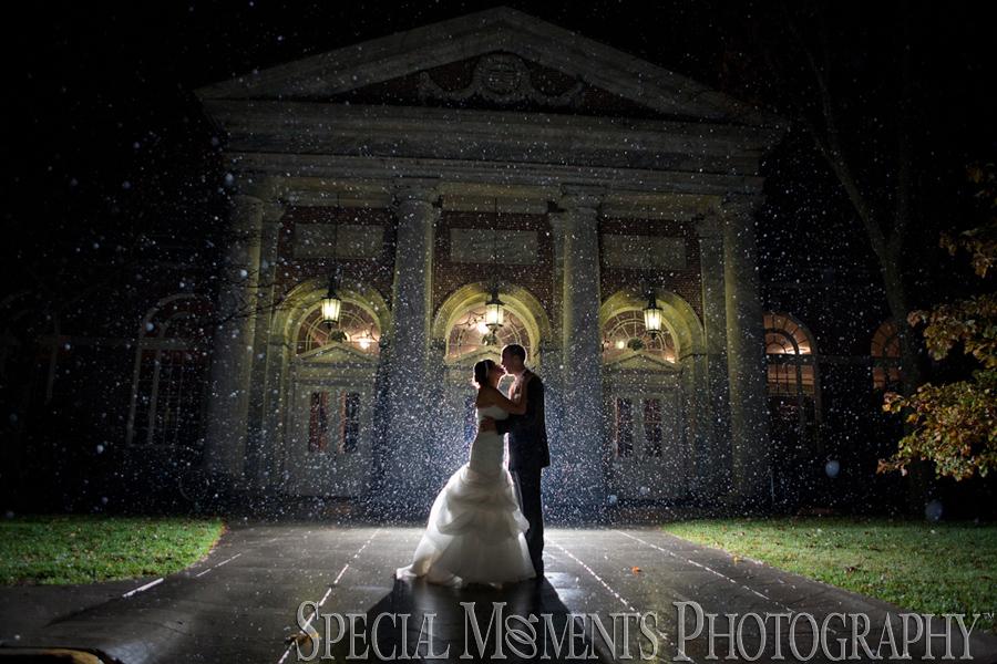 Lovett Hall wedding Greenfield Village Dearborn MI