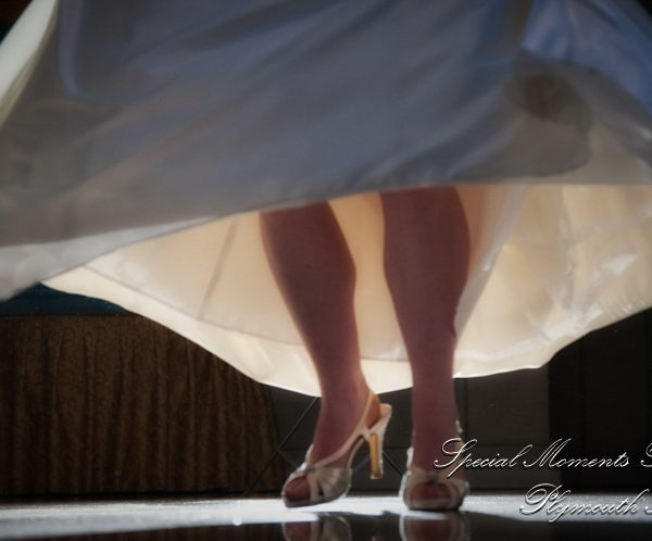 Bridget & Vern: St. Thomas A-Becket Canton Wedding & Arnaldo's Banquet Hall in Riverview for the Wedding Reception