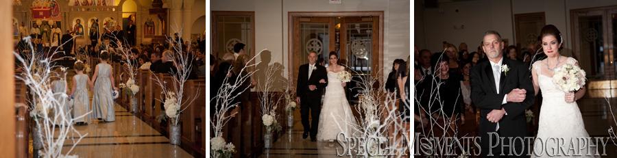 St. Mary's Antiochain Orthodox wedding photograph Livonia MI