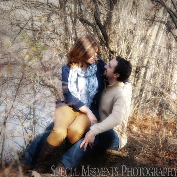 Julia & Vito's engagement photos Plymouth at Wilcox Lake