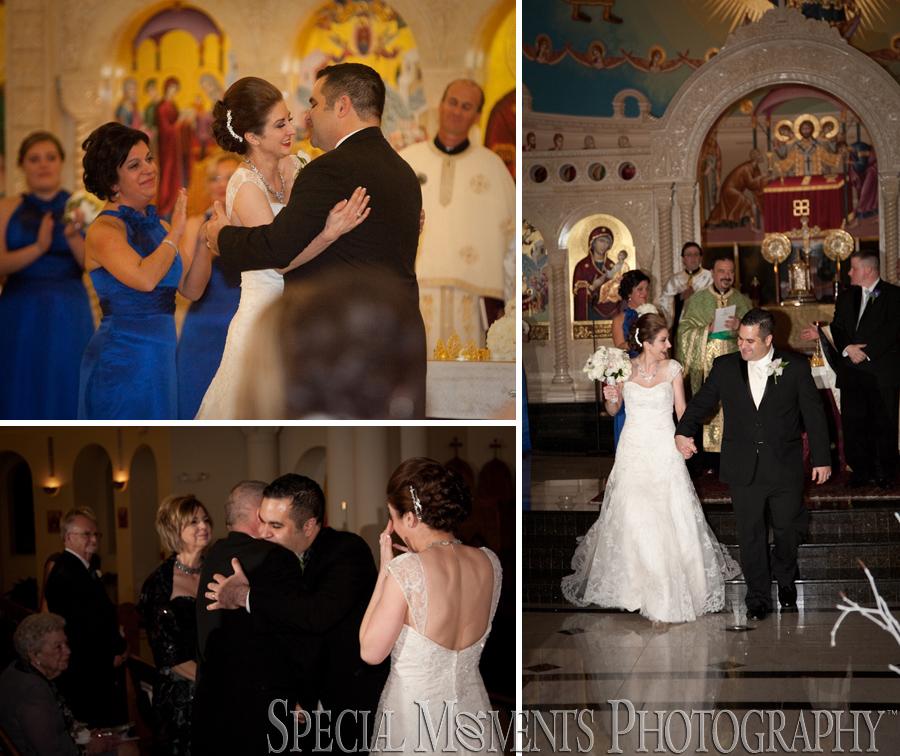 Mary's Antiochain Orthodox wedding photograph Livonia MI