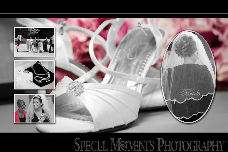 Kuyper College Chapel wedding photograph Grand Rapids MI