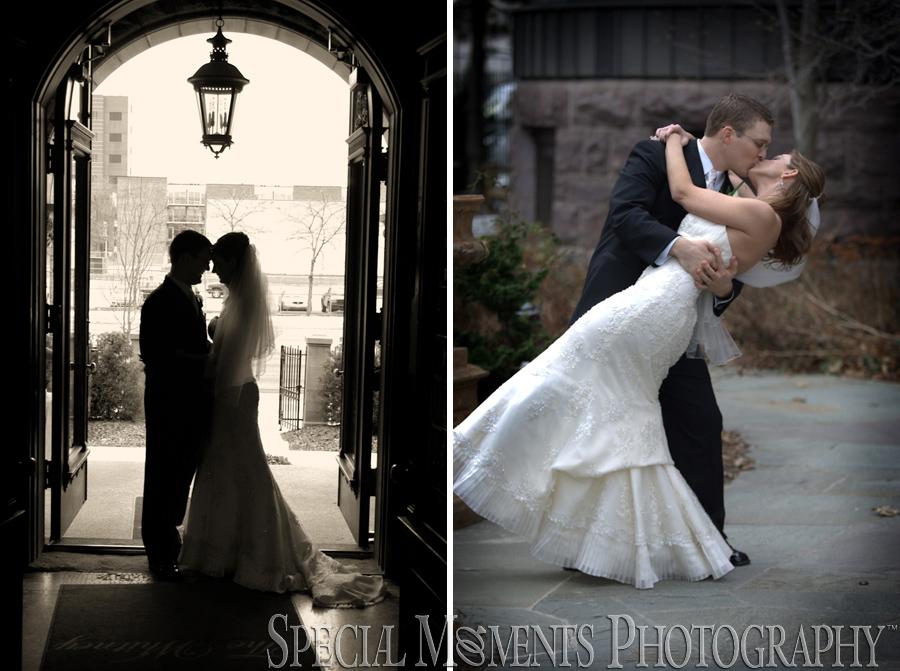 The Whitney wedding photograph Detroit MI