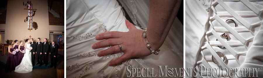 St. Edith wedding photograph Livonia MI