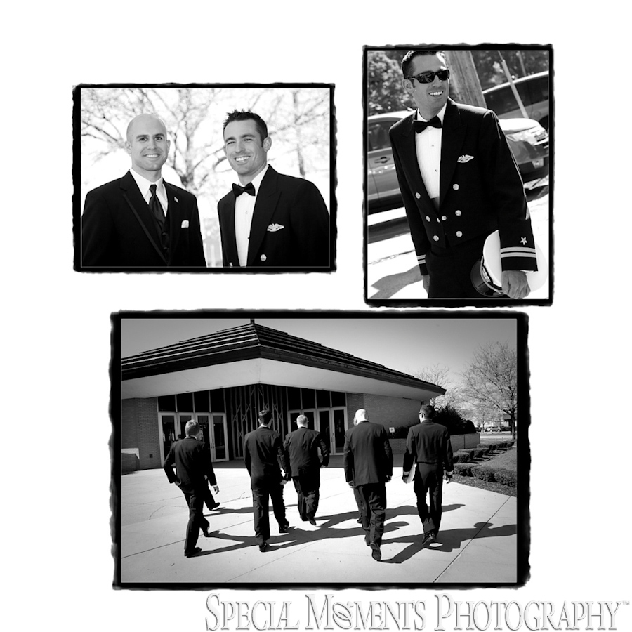 St. Michael the Archangel Catholic wedding photograph Livonia MI