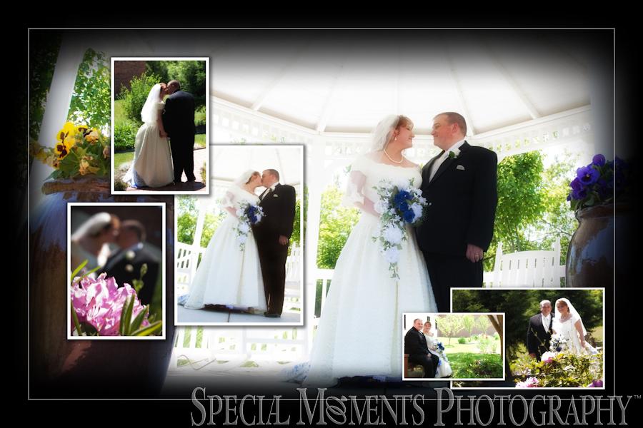 St. Roch Catholic Flat Rock MI wedding