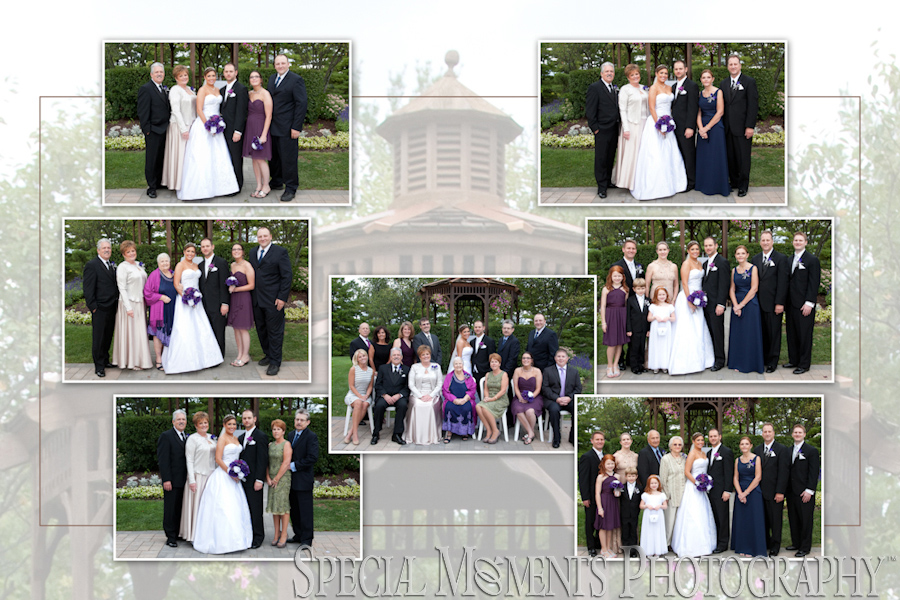 Mystic Creek Golf Club & Banquet Center wedding photograph Milford MI
