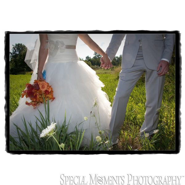 Federico & Christine's Wedding Album Design:  Home Wedding Southeast Michigan & Home Reception Southeast MI