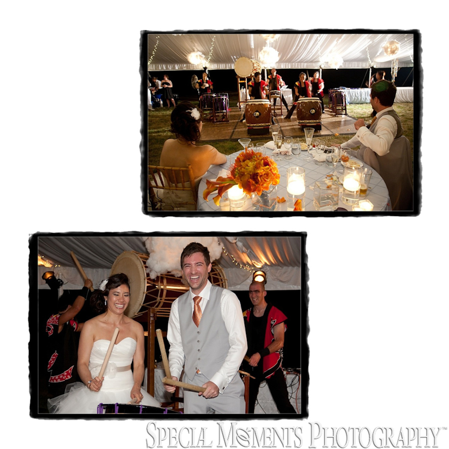 HOME Wedding reception photography MI