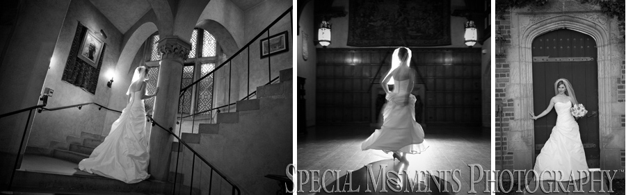 Meadow Brook Hall wedding photograph Rochester MI