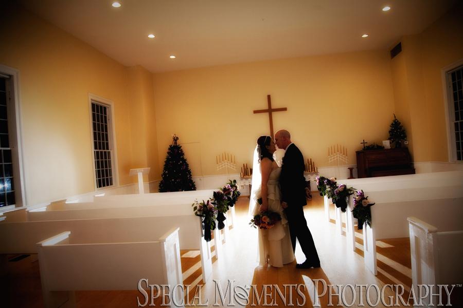 Mill Race Village wedding photograph Northville MI
