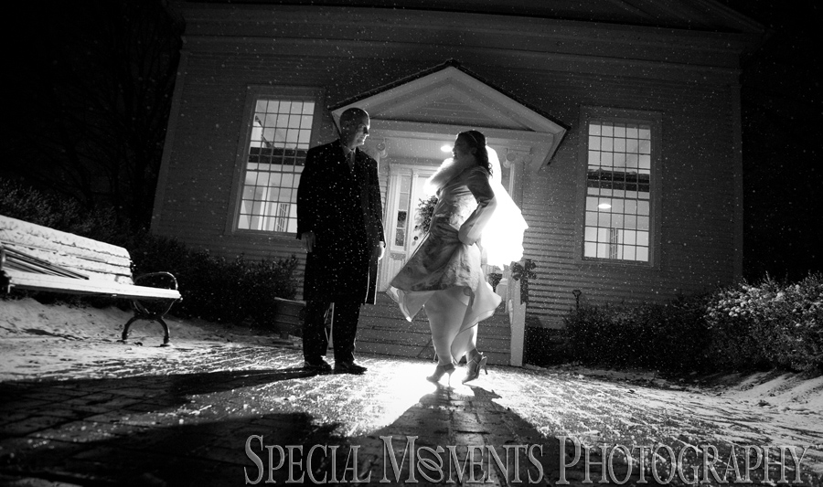 Mill Race Village wedding photograph Northville MI