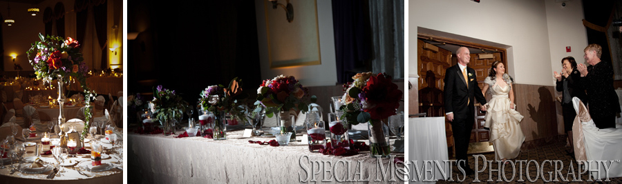 Inn at St. John's Judea Ballroom wedding photograph Plymouth MI