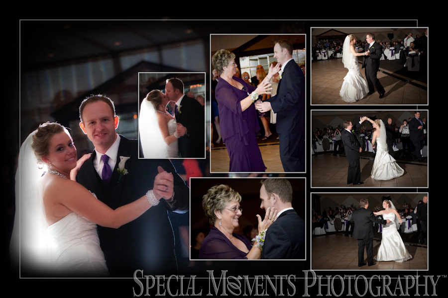 St. Mary Cultural Center wedding photograph Livonia MI