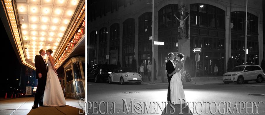 The Colony Club Detroit MI wedding photograph