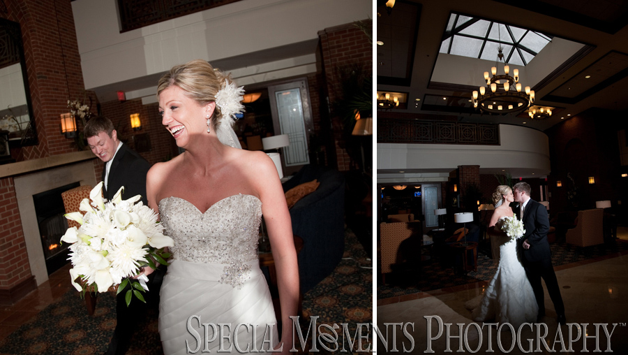 Inn at Saint John wedding Plymouth MI
