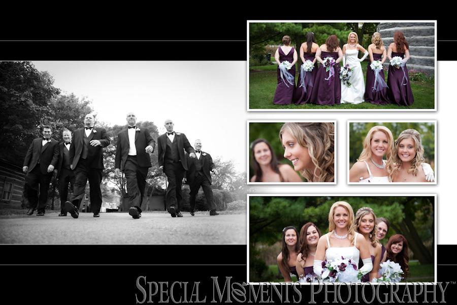 Heritage Park wedding photography Taylor MI