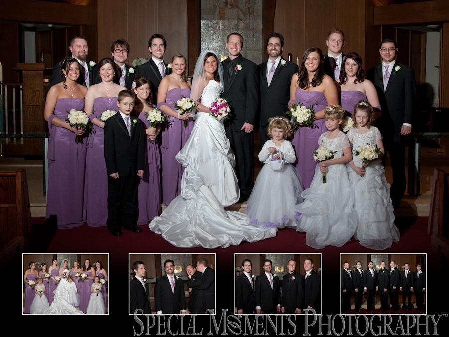 St. Mary's Chelsea MI wedding