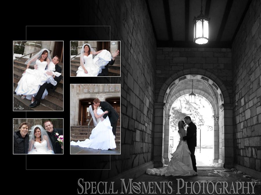 Law Quad Ann Arbor MI wedding
