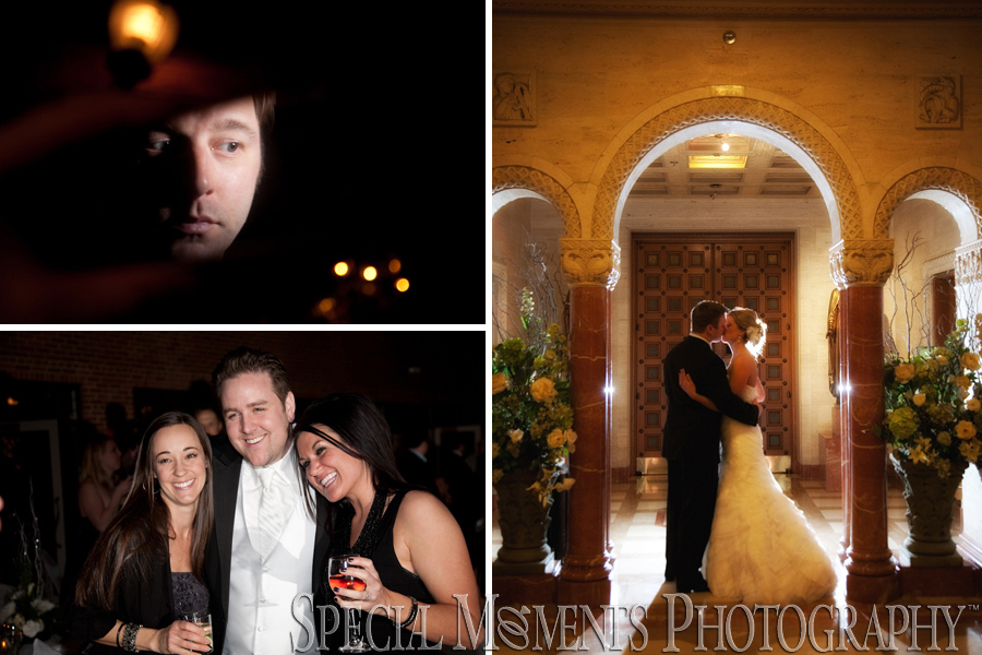 Inn at Saint John Atrium wedding Plymouth MI