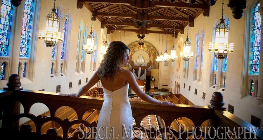 Inn at St. John's wedding getting ready