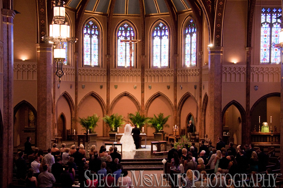 St. Ambrose Catholic Grosse Pointe Park wedding