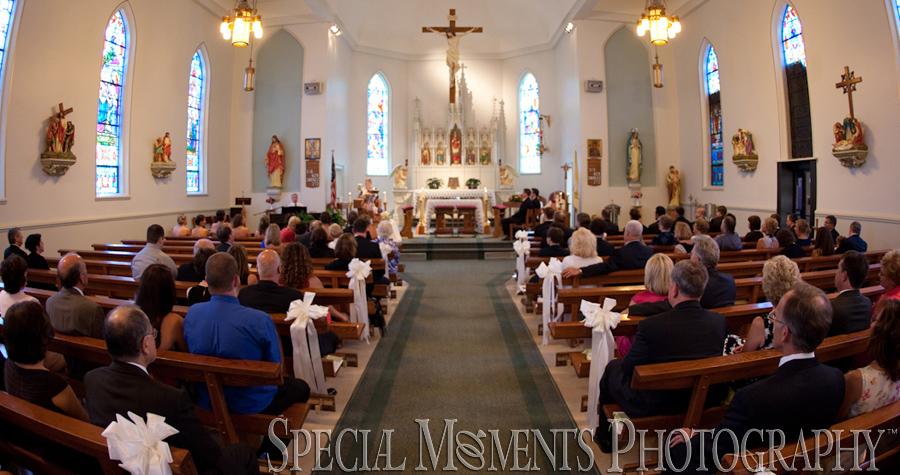 St. Charles Borromeo wedding Newport MI
