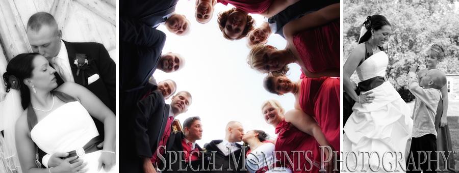 Skyroom Freeland wedding reception