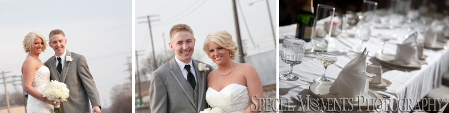 Downtown Plymouth wedding