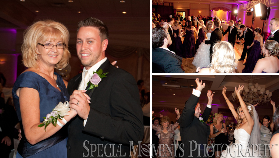 Villa Penna's  Sterling Heights MI wedding