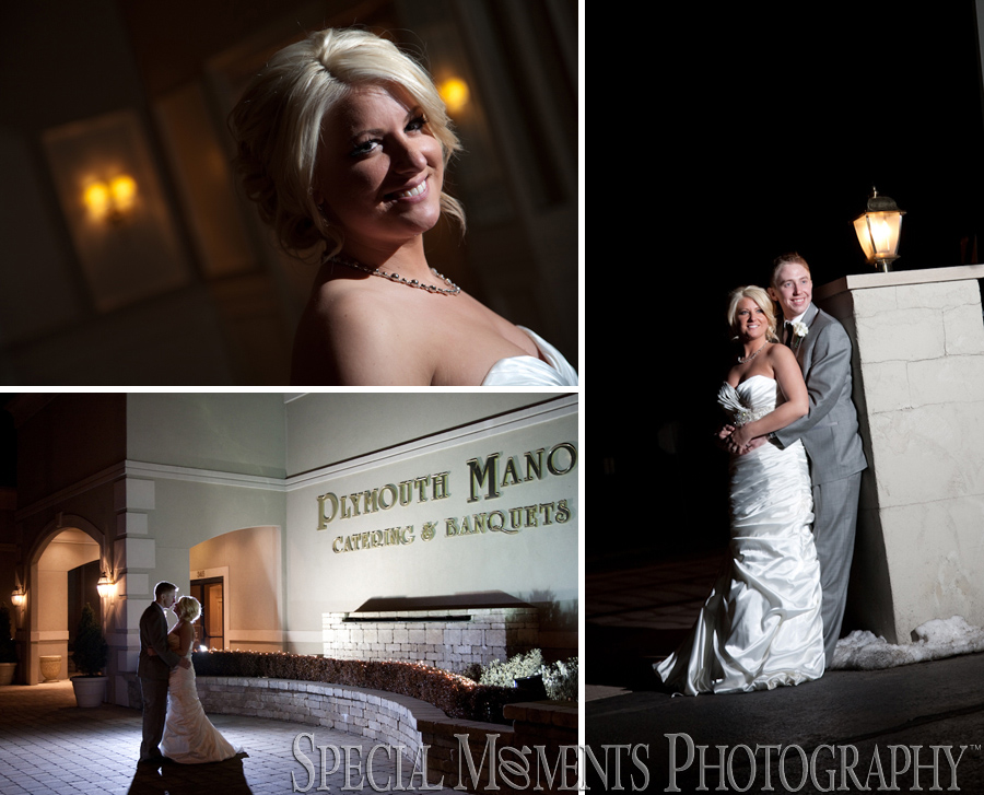 Plymouth Manor Plymouth MI wedding