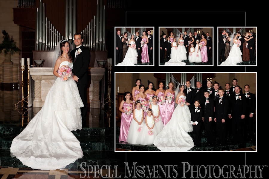 St. John Center Inn Plymouth wedding