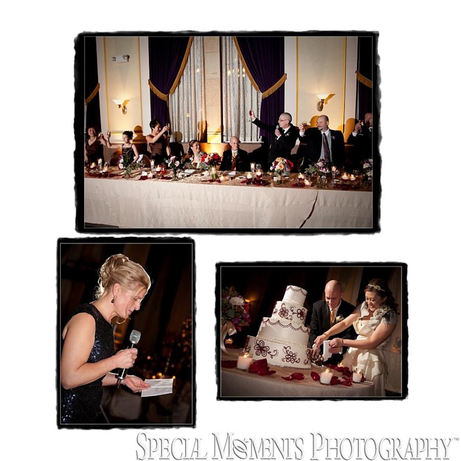 Inn at St. John's Judea Ballroom reception Plymouth MI