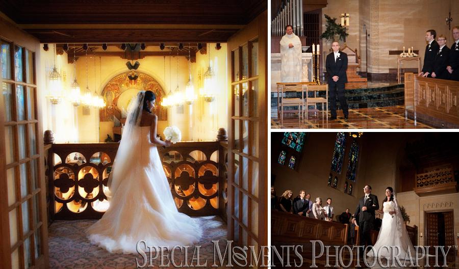 St. John Center Plymouth MI wedding