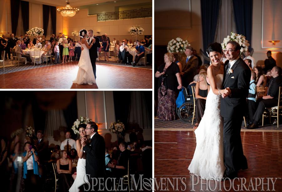 Inn at St. John's Grande Ballroom Plymouth MI wedding reception