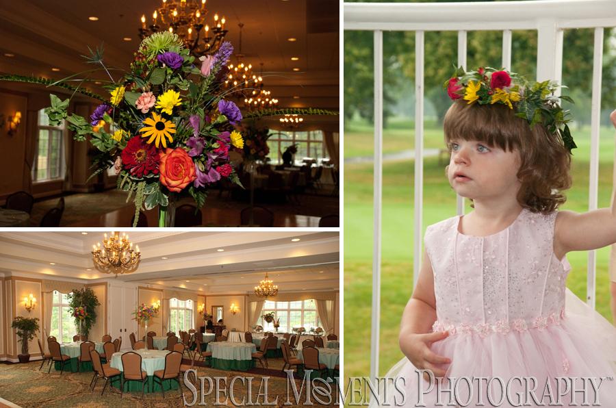 Barton Hills Country Club Ann Arbor MI Wedding