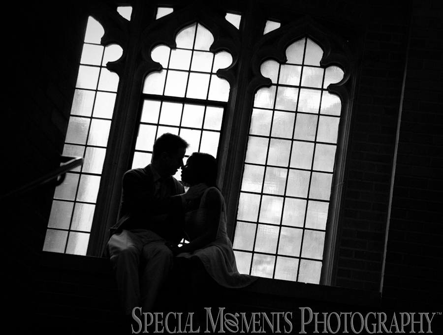 Downtown Ann Arbor MI engagement photos