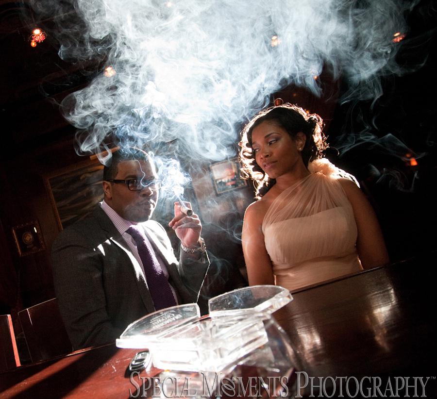 The Reserve Birmingham MI wedding reception