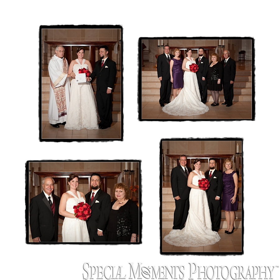 St. Thomas More Henderson NV wedding