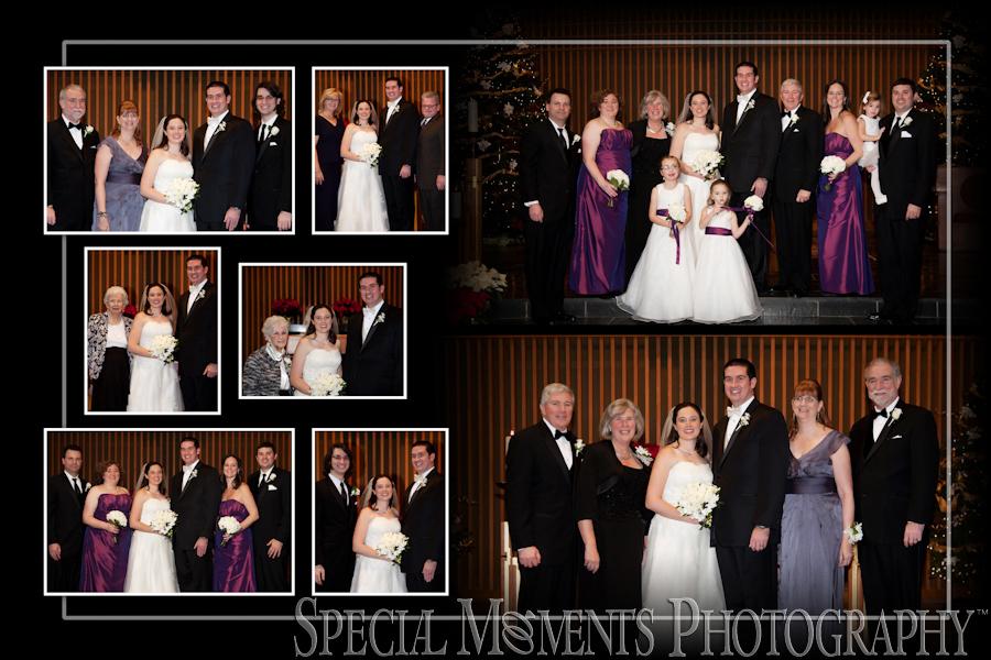 St. Francis of Assisi Ann Arbor MI wedding photograph