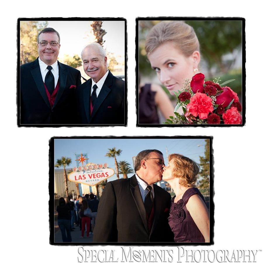 Downtown Las Vegas NV wedding photos