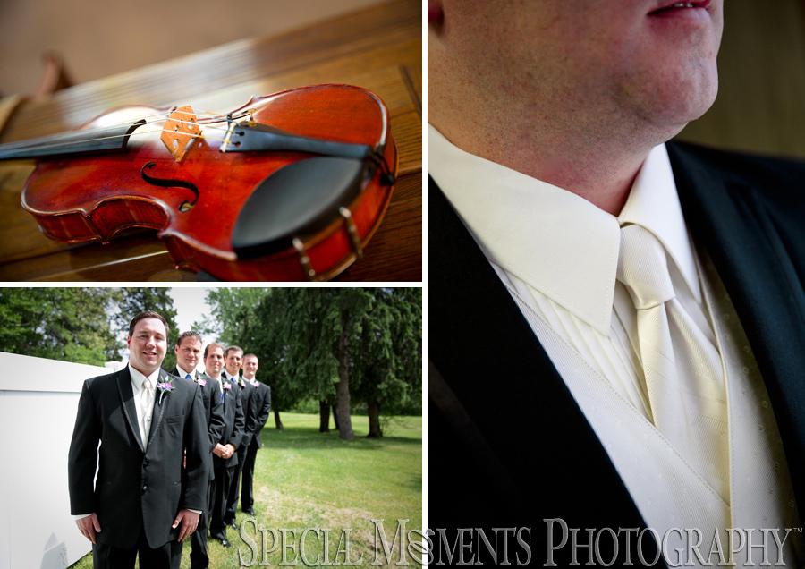 Faith Lutheran Flat Rock MI wedding