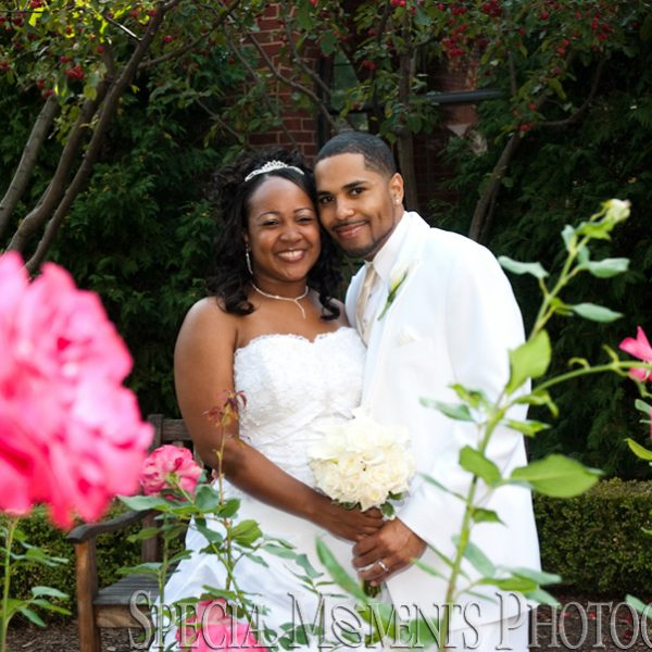 Tamara & Branden Straight Gate Church Detroit wedding & Inn at St. John's Judea Ballroom Plymouth wedding reception