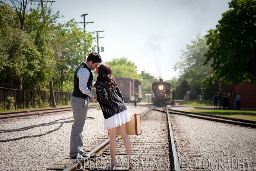 The Henry Ford Village Engagement photos