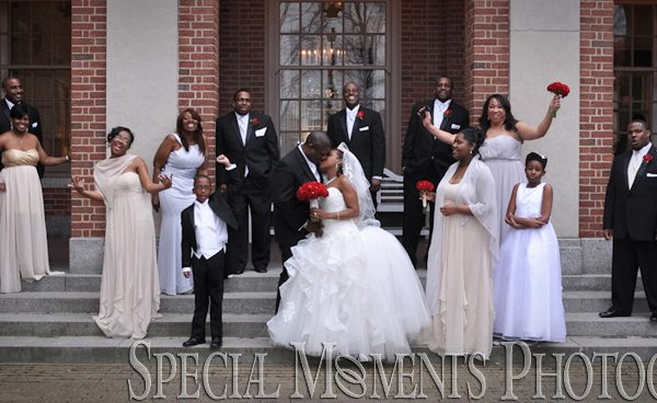 Urenia & Phillip: Fort Street Presbyterian Church wedding & Dearborn Inn Wedding Reception