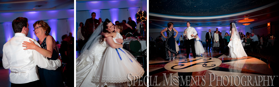 Arnaldo's Riverview MI wedding reception