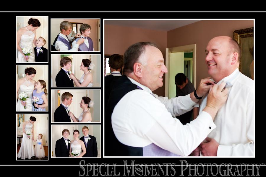 Montague Inn Saginaw MI wedding